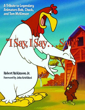 I Say Son Tom Bob Chuck McKimson Brothers Book Cover