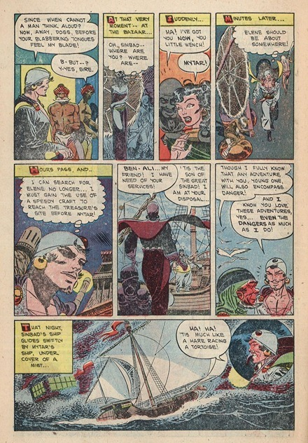 Son of Sinbad 04 Joe Kubert