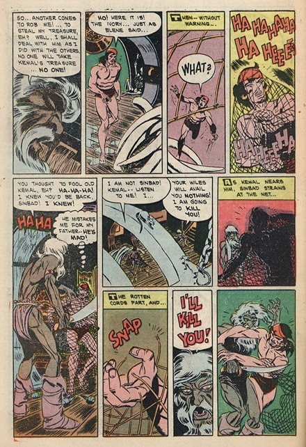 Son of Sinbad 06 Joe Kubert