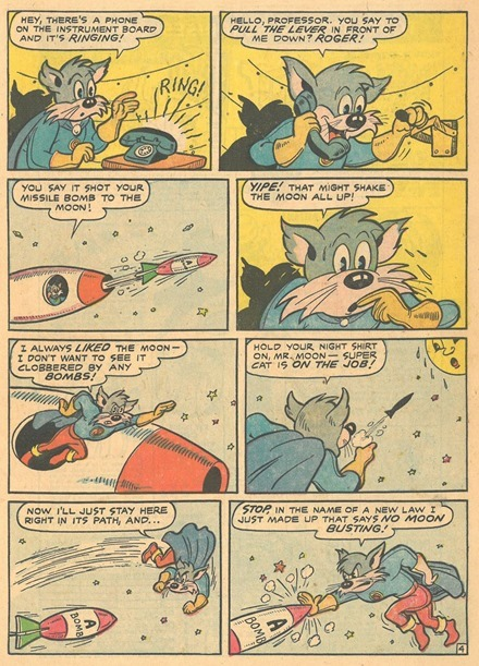 Super Cat Ajax Farrell comic book scans 04