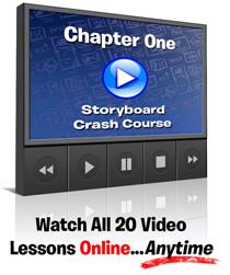 Storyboard Secrets Online Storyboarding Class